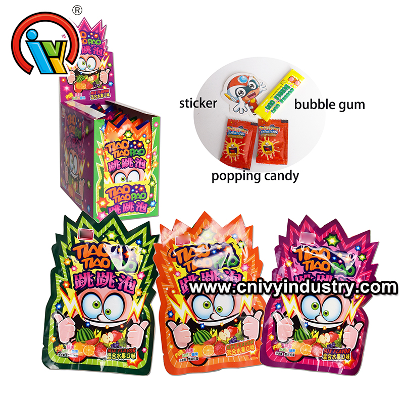 popping candy manufacturer